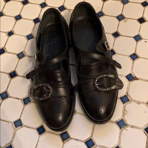 Gucci runway maryjane shoes